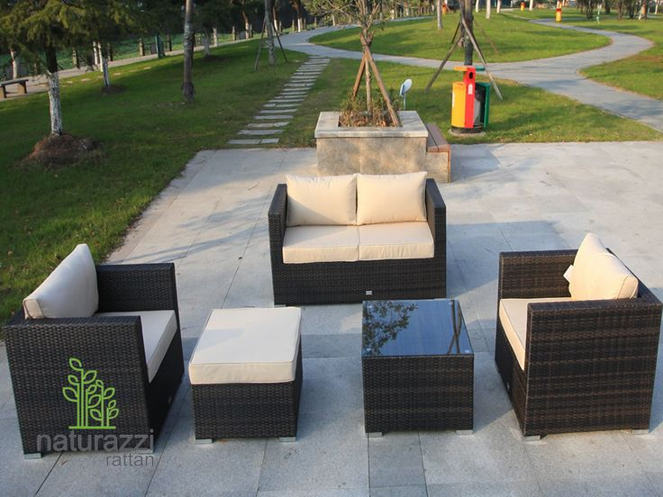 5 Piece Sofa Set Part Of Last Years Rattan Furniture Range Would Make A  Lovely Addition