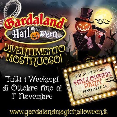 A Gardaland Magic Halloween si festeggia tutti i fine settimana dal 3 ottobre al 1 novembre 2015 @gardaconcierge