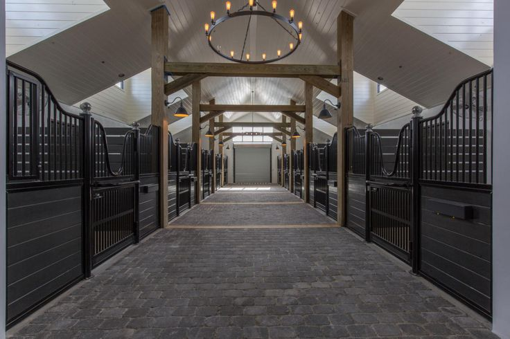 This brilliantly appointed brand new construction in Grand Prix Village South is an absolute must-have.Situated on 4-acres of lush land, is an amazing 20-stall barn with 4 wash stalls, 2 tack rooms, a laundry room, and a feed room.Absolutely no expense was spared in the creation of this masterpiece.The owners' lounge has a beautiful fireplace as the focal point, as well as a kitchen with great room for entertaining and a wonderful view of the 220' x 120' all-weather ring with superior…