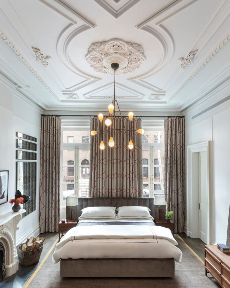 19 Luxurious Bedrooms 26 best Ceiling Treatments