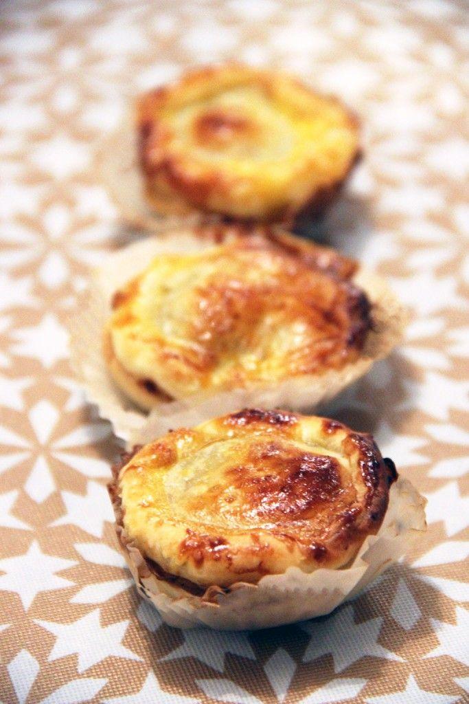 mini-pies au foie gras