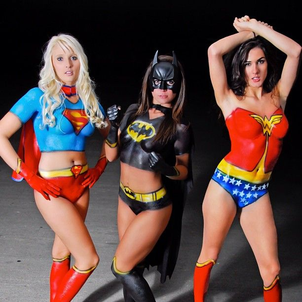 Justice League Sexy 61