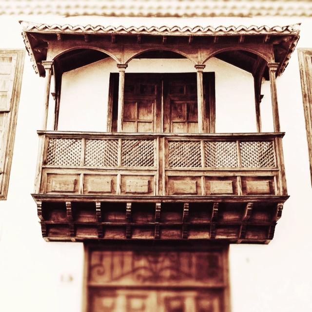 Balcones Canarios.