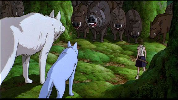 Princess Mononoke | Princess Mononoke Princess Mononoke