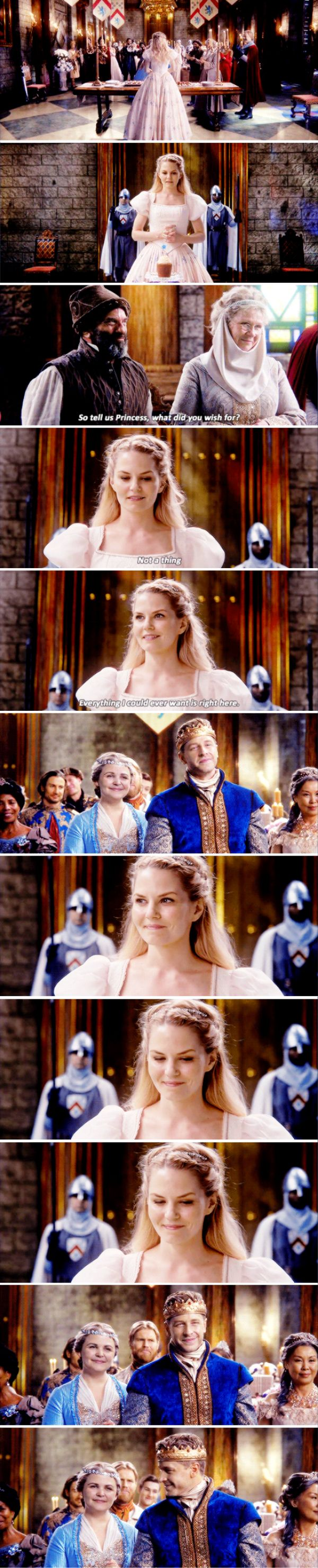 Emma, Leroy, Granny, Snow White and David - 6*10 ~ Wish You Were Here