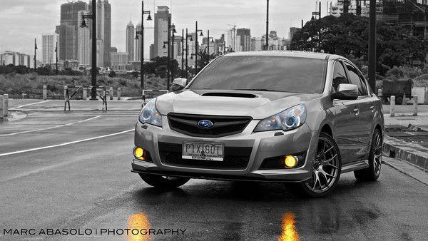 2011 Subaru Legacy GT