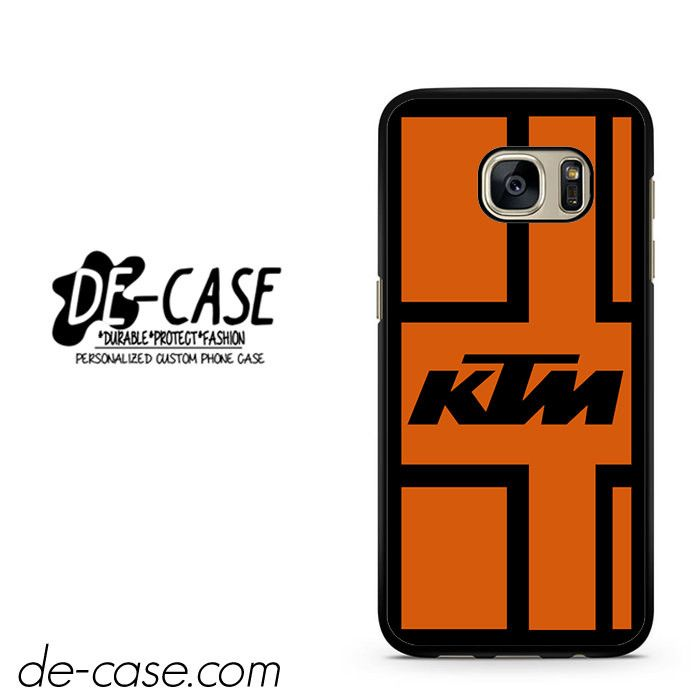 Ktm Motor DEAL-6239 Samsung Phonecase Cover For Samsung Galaxy S7 / S7 Edge