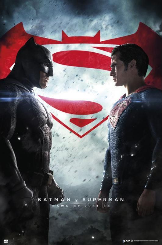 Batman v Superman / Dir: Zack Snyder. Intèrprets: Ben Affleck, Amy Adams, Diane Lane.