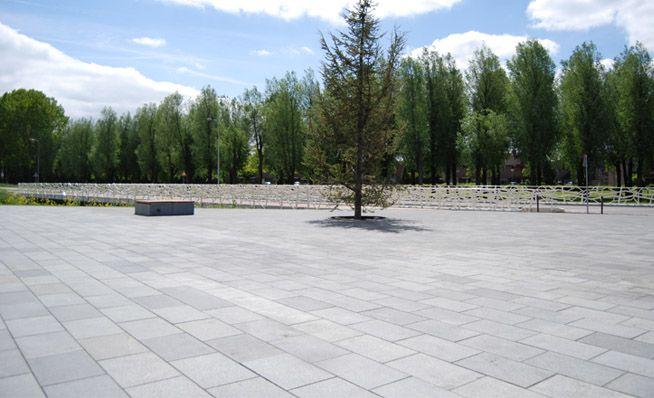 LOOS van VLIET / Bureau B+B - Public space in the Blaricummermeent