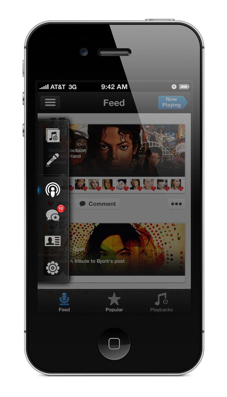 UI Music App