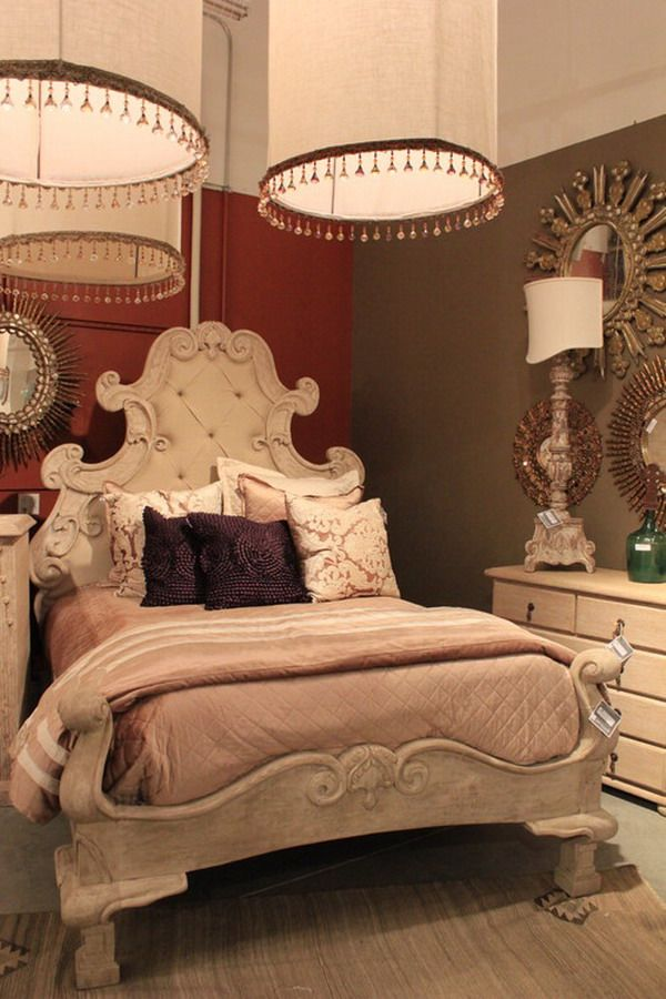 Romantic bedroom interior design ideas for inspiration http hative com