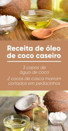 O óleo de coco serve para emagrecer, regular o colesterol, diabetes, melhorar o sistema cardíaco e até a imunidade.