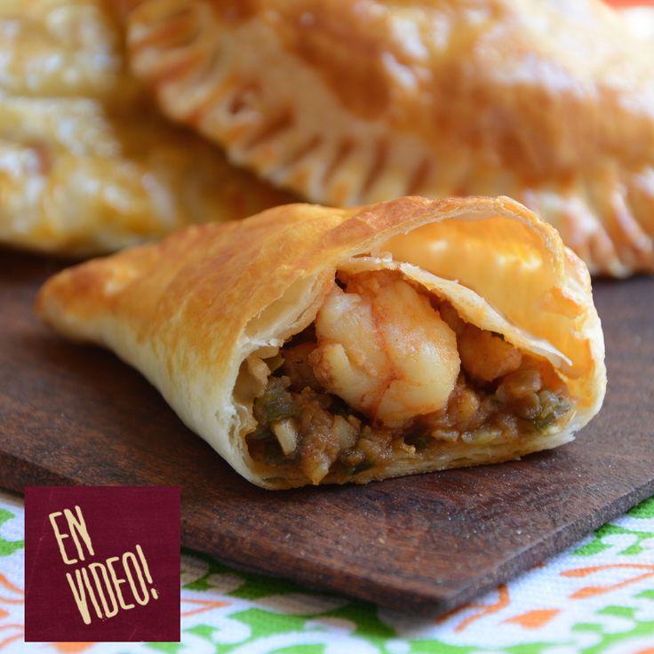 Si buscas nuevas ideas para rellenar tus empanadas, mira este de gambas al ajillo que nos recomiendan desde el blog COCINAR EN CASA, al que damos la bienvenida a RED.