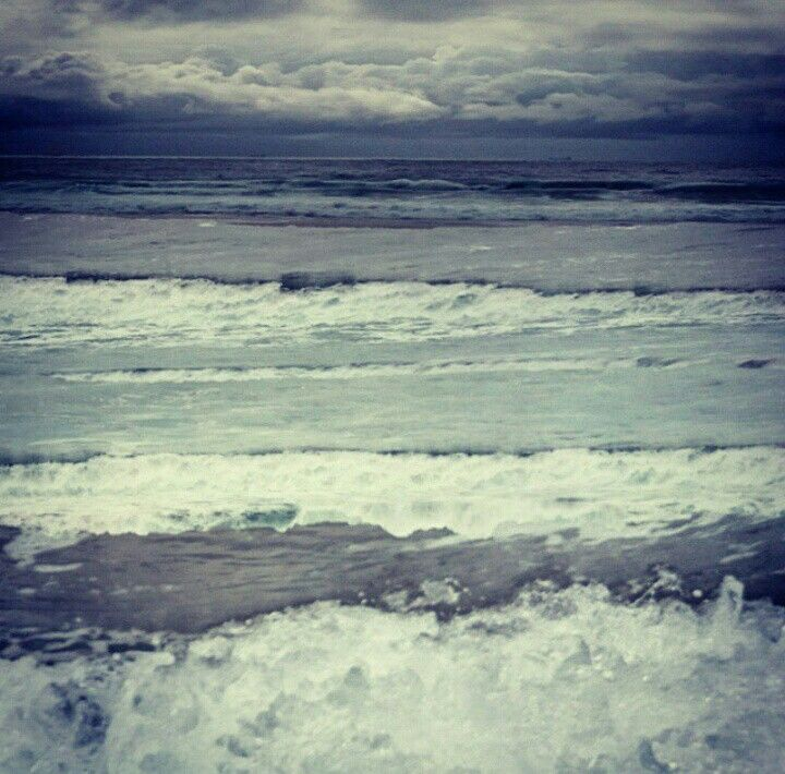 #froth #beach #collage #ocena #beach