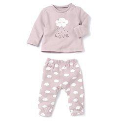 Pyjama 2 pièces en molleton R baby - Pyjama
