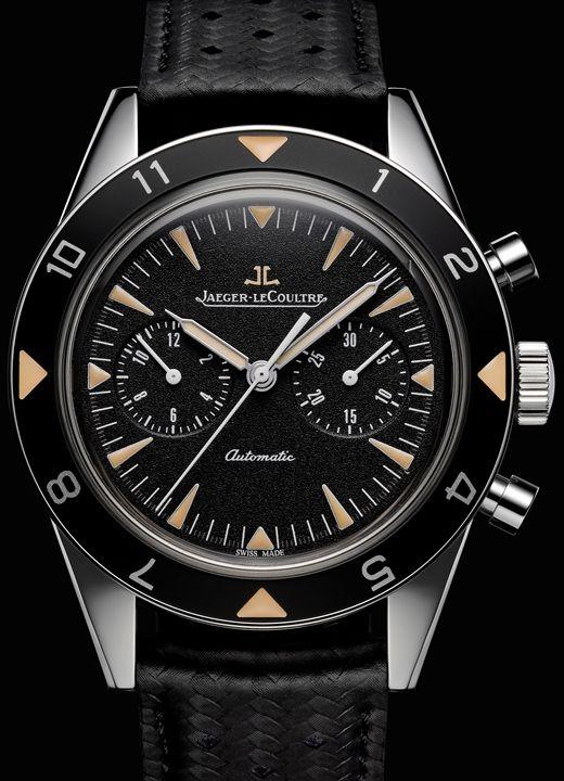 KSK LUXURY Connoisseur || Kallistos || Jaeger-LeCoultre Deep Sea Vintage Chronograph