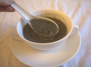 herbata z ziaren sezamu