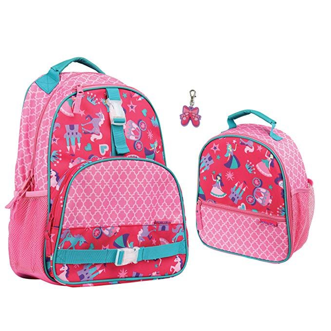Stephen Joseph Girls Princess Backpack and