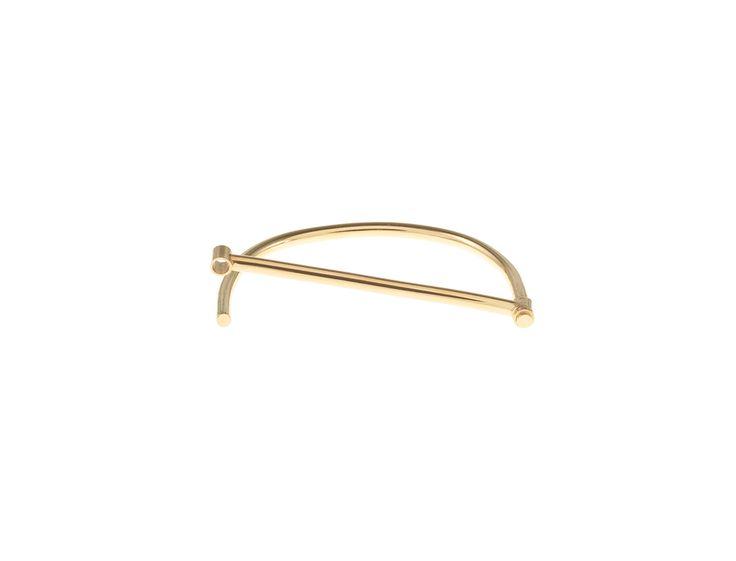 SHACKLES / ARM / GOLD  www.maleneglintborg.com