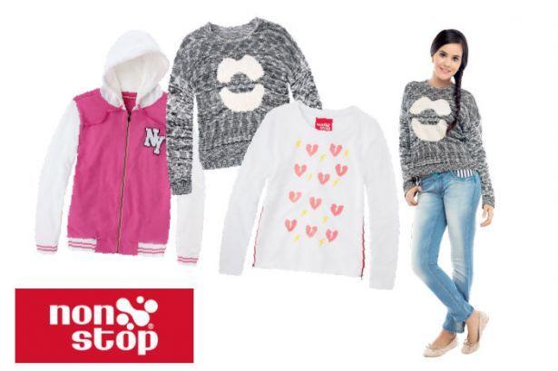 Sudaderas y suéteres divertidos de la marca Non Stop. Back to school.