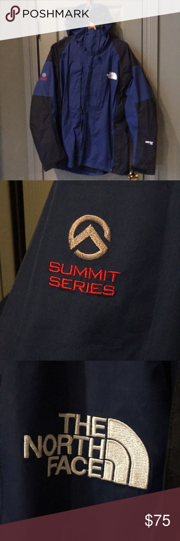 The North Face Summit Series Ski Jacket Shell Gently used ski shell jacket that is designed to allow you to zip a Denali North Face fleece inside this GoreTex shell. Pit zips, waist band, easy access lift pass pockets, and waterproof GoreTex shell, the functionality of this Jacket is timeless. North Face Jackets & Coats Ski & Snowboard