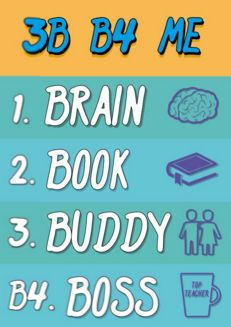 download our 3b4me poster for free on-line www.schoolexercisebooks.uk.com
