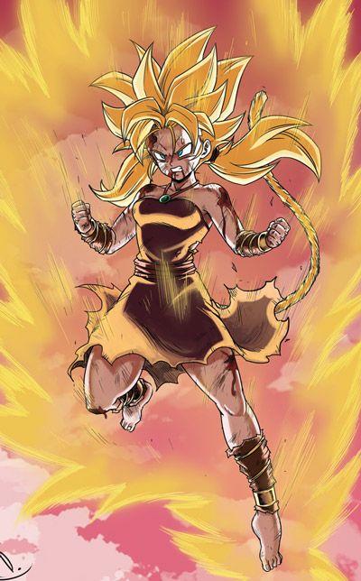Fanfic Hanasia, Reine des Saiyans - 2, 34 - Dragon Ball Multiverse