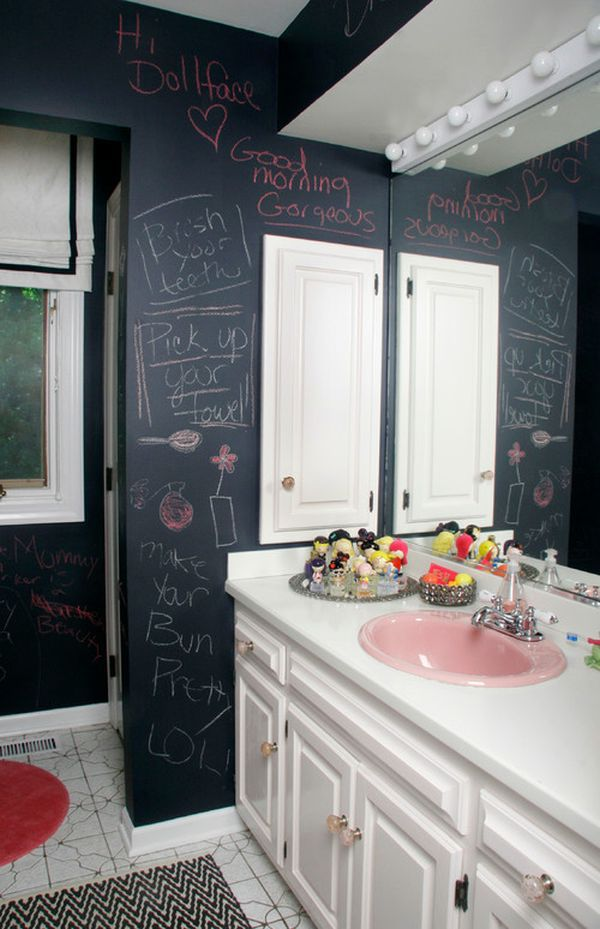 Image from http://cdn.homedit.com/wp-content/uploads/2014/04/white-bathroom-furniture-chalkboard-wall.jpg.