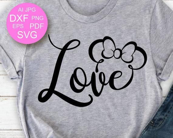 Love Svg Files Girls Shirt Design Valentine S Day Svg Etsy Shirts For Girls Shirt Designs Disney Shirts For Family