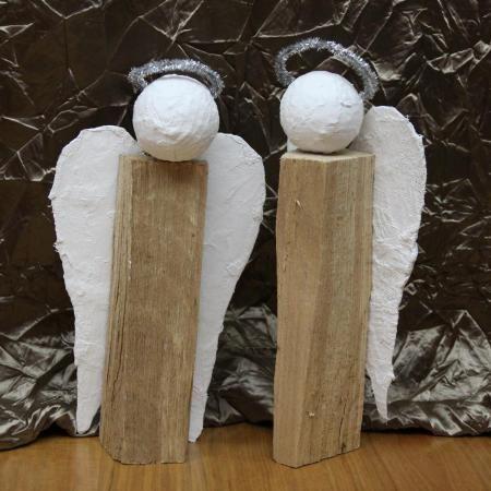 25 einzigartige engel aus holz ideen auf pinterest diy styropor handwerk holzengel und engel. Black Bedroom Furniture Sets. Home Design Ideas