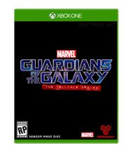 Marvel's Guardians of the Galaxy: The Telltale Series delivers a brand new story of the universe's unlikeliest heroes, the rag-tag band of outlaws who go by the names Star-Lord, Gamora, Drax, Rocket, and Groot. In the wake of an epic battle, the Guardians discover an artifact of unspeakable power. Each of the Guardians has a reason to desire this relic, as does a ruthless enemy who is the last of her kind, and who will stop at nothing to tear it from their hands. From Earth to the Mil...