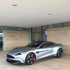 """3,190 Likes, 17 Comments - Aston Martin Motorsports (@am_motorsports) on Instagram: """"Vanquish S Photo by @anytimespy"""""""
