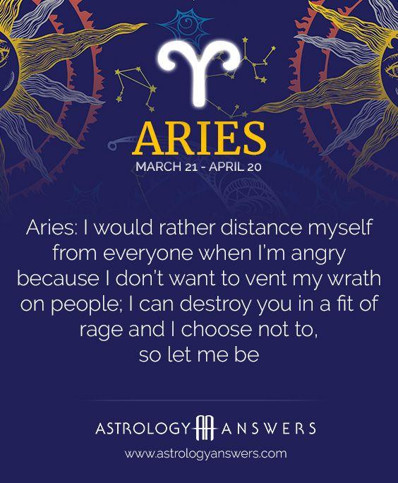 Aries Monthly Love Horoscope