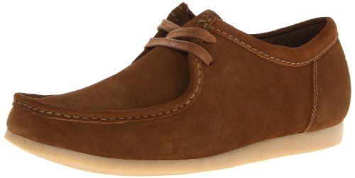 Clarks Men's Clarks Gunn Oxford -                     Price: $  80.00             View Available Sizes & Colors (Prices May Vary)        Buy It Now      A classic silhouette and upper crafted of taupe suede give this men's lace-up shoe instant laid-back style. The leather and synthetic lining buffer the foot for...