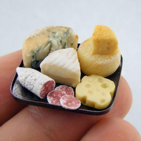 Nourriture miniature ultraréaliste !