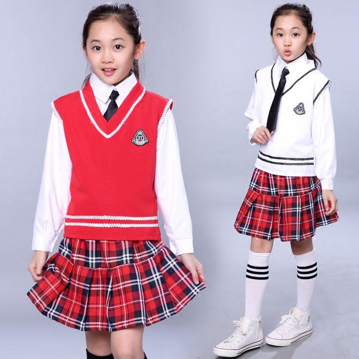 Cheap school suit, Buy Quality academic dress directly from China school uniform Suppliers: Kids Children Academic Dress Doctor School Uniforms Kid Graduation Student Costumes Kindergarten Girl Dr Suit School Suits