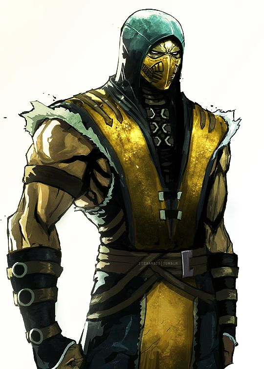 Mortal Kombat | Scorpion