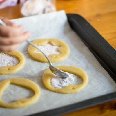 Biscuits vitraux pour décorer le sapin de Noël | Jujube en cuisine