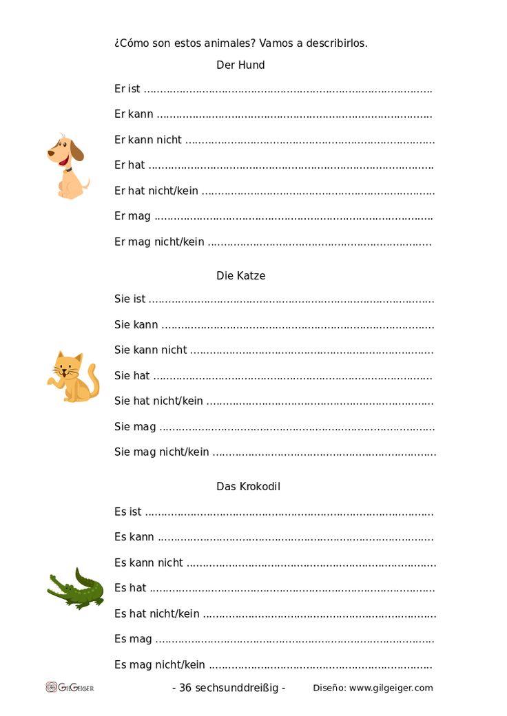 The 9 best Aprende Alemán images on Pinterest | Learn german ...
