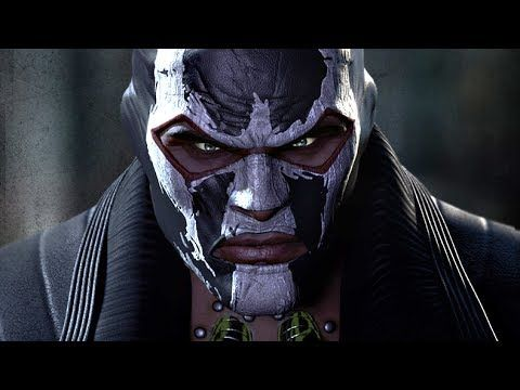 BATMAN Vs. BANE Full Boss Fight - Batman Arkham Origins   Wow, video games have come quite a way. Even though the face is still dead.