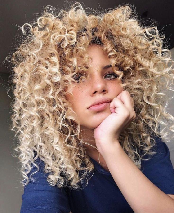 майнинг красивые кудрявые волосы фото первой женой