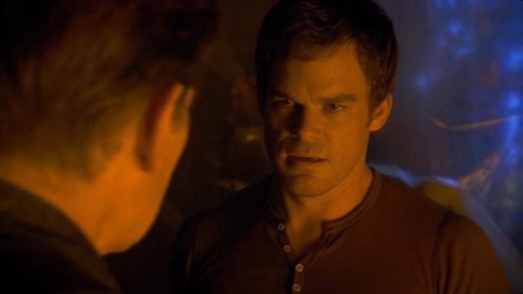Dexter morgan  michael c hall