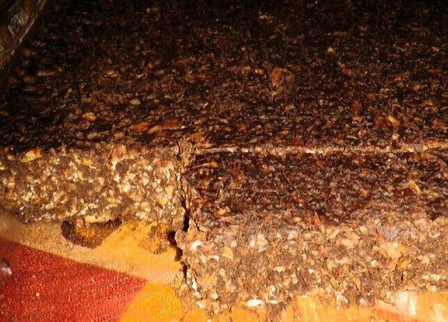 Turrón de avena-quinoa y chocolate