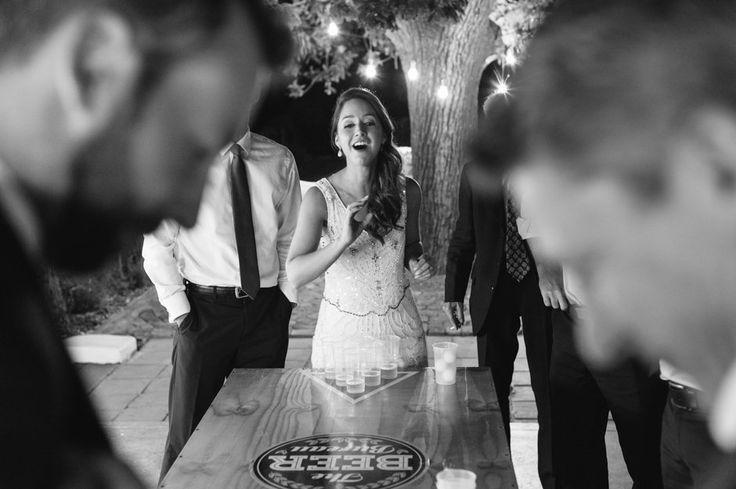 #wedding beer pong