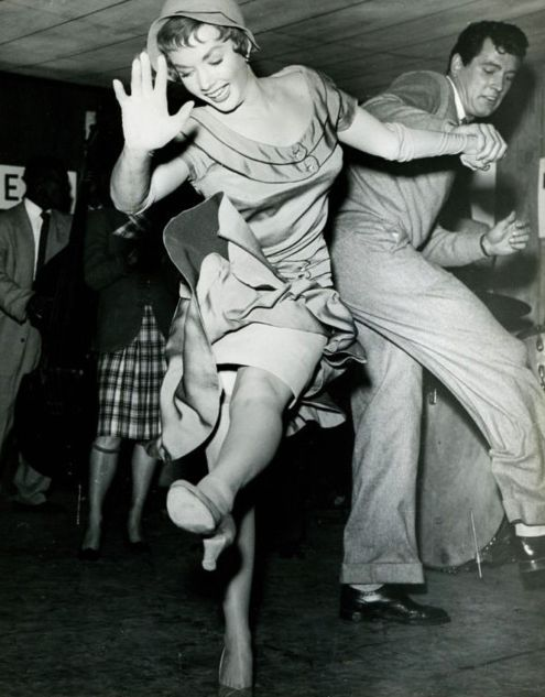 Lucy loves to go dancing on the weekends