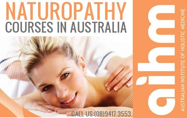 the Naturopathy courses in Australia at Australian Institute of Holistic Medicine (Aihm) offers basic counseling and communication in addition to other safety measures.