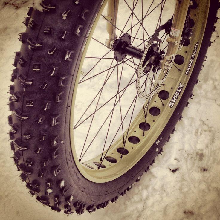 Surly FatTire Bike