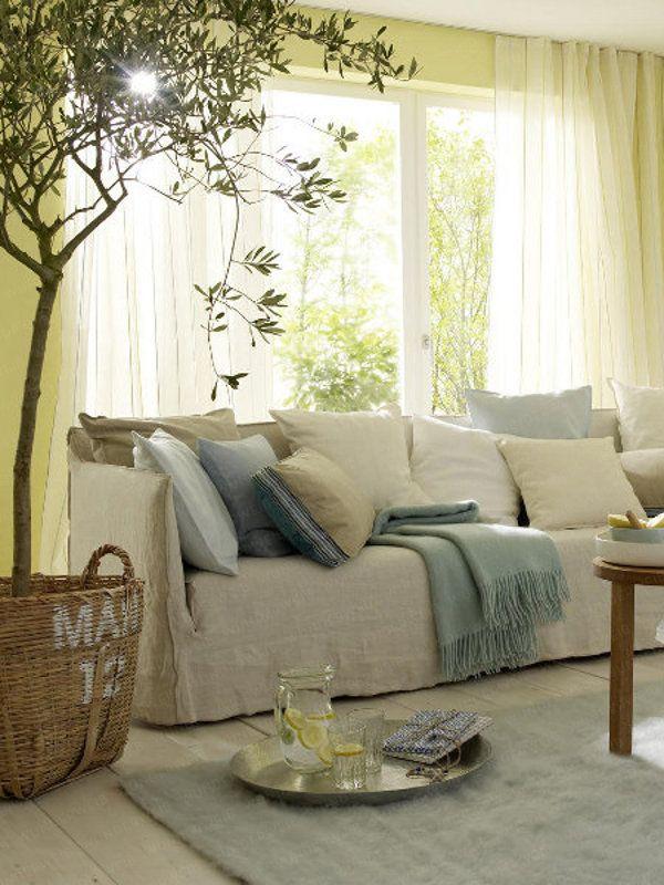 Pure Entspannung Im Wohnzimmer Xxl SofaFacilityStyle