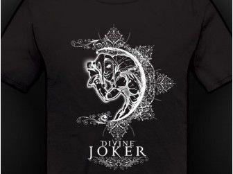 T-shirt Divine Joker Edition Speciale chez Baron des échecs
