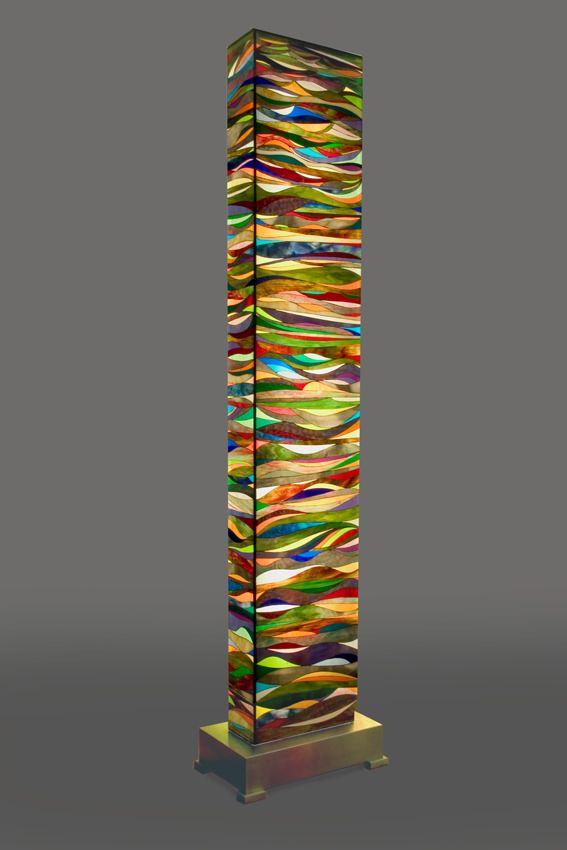 Light-column Waves
